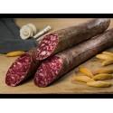 Salchichón cular ibérico Bellota, sin gluten, 50% raza ibérica