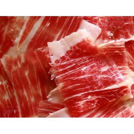 Loncheado de jamón Ibérico de Bellota
