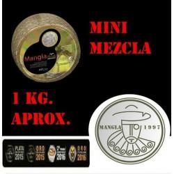 Queso mini Mangla semicurado de mezcla (Producto de temporada)